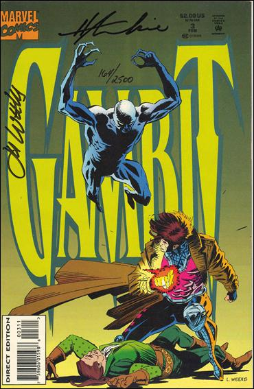 Gambit (1993) 3-B by Marvel