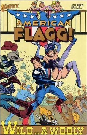 American Flagg! (1983) 16-A