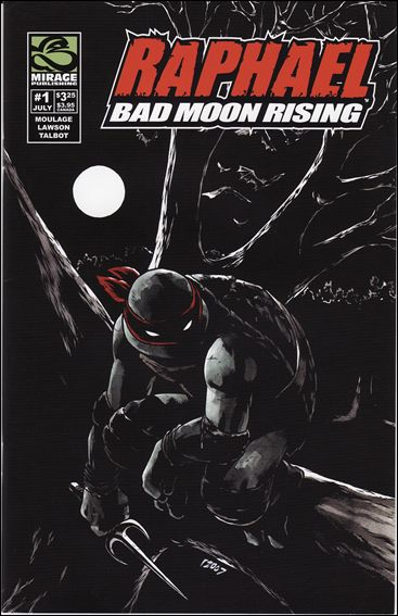 Raphael: Bad Moon Rising 1-A by Mirage