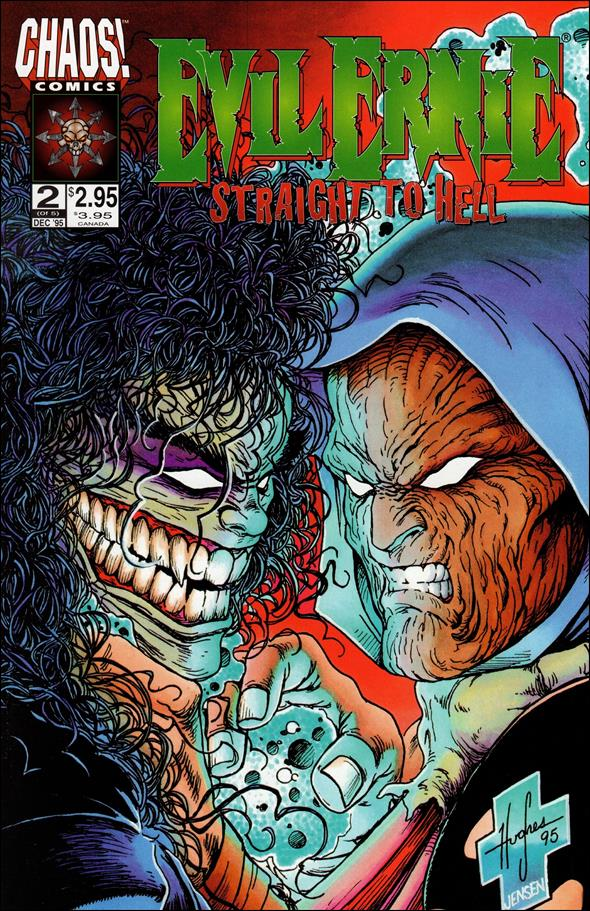 Evil Ernie: Straight to Hell 2-A by Chaos! Comics