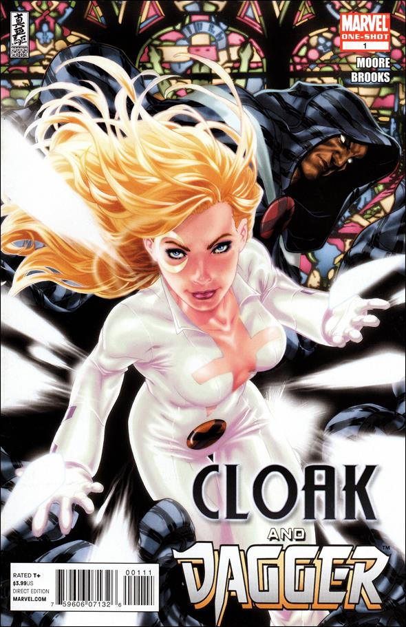 Cloak and Dagger (2010) 1-A by Marvel