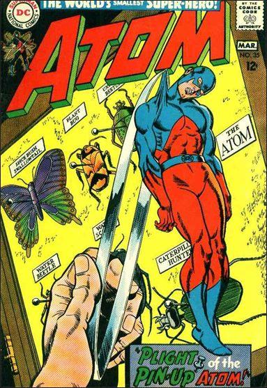 Atom 35-A by DC