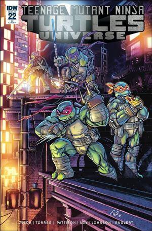 Teenage Mutant Ninja Turtles Universe 22-C