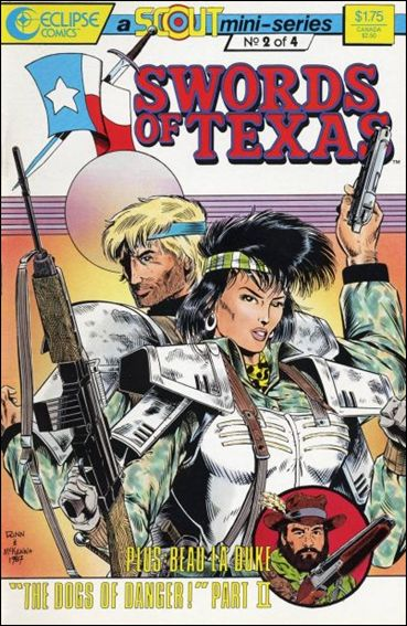 Swords of Texas 2-A by Eclipse