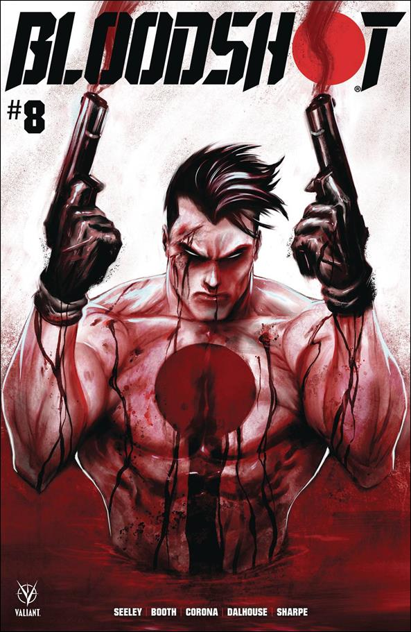 Bloodshot (2019) 8-A by Valiant Entertainment