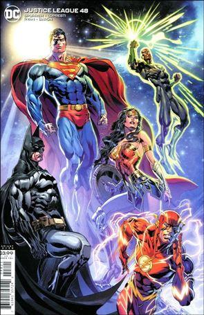 Justice League (2018) 48-B
