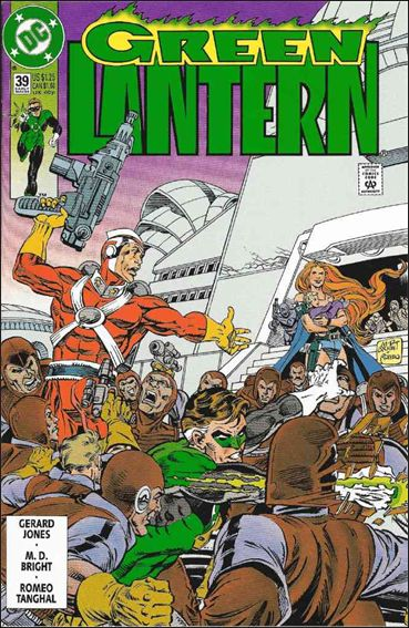 Green Lantern (1990) 39-A by DC