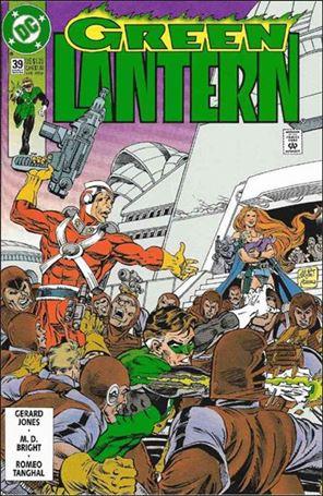 Green Lantern (1990) 39-A
