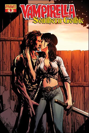 Vampirella: Southern Gothic 4-A by Dynamite Entertainment