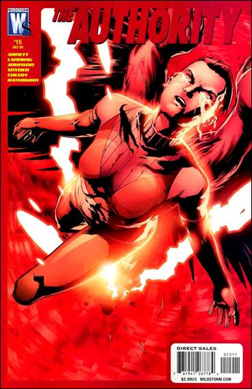 Authority (2008) 15-A by WildStorm