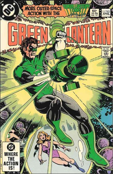 Green Lantern (1960) 163-A by DC