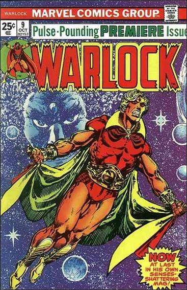 Warlock (1972) 9-A by Marvel