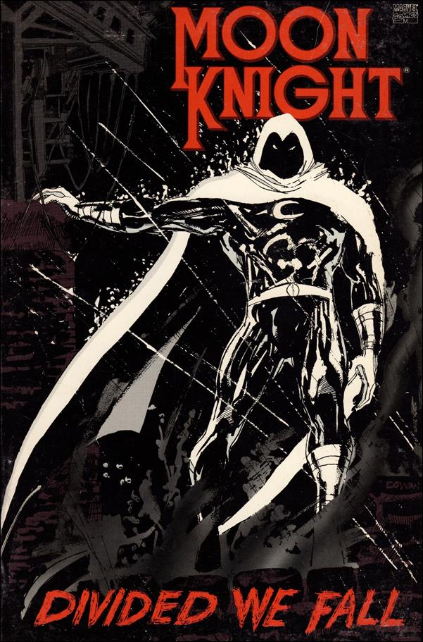 Moon Knight: Divided We Fall 1-A by Marvel