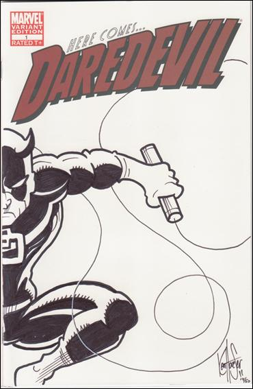 Daredevil (2011) 1-G by Marvel