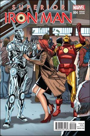 Superior Iron Man 4-B