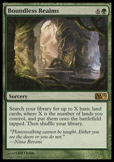 Magic the Gathering: 2013 Core Set (Base Set)162-A by Wizards of the Coast