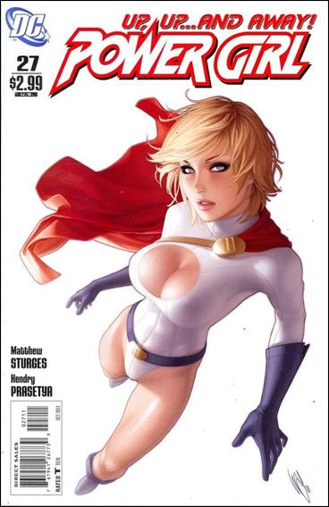 Power Girl (2009) 27-A by DC