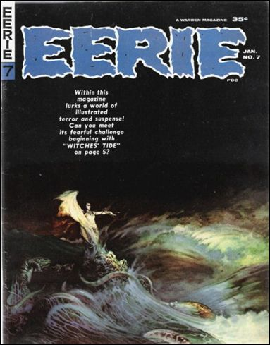 Eerie 7-A by Warren