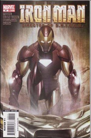 Iron Man: Director of S.H.I.E.L.D. 30-A