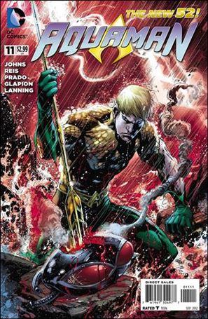 Aquaman (2011) 11-A