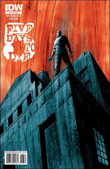 5 Days to Die 4-B by IDW