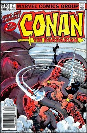 Conan Annual 7-A