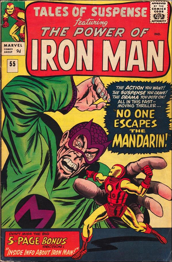 Tales of Suspense (1959) 55-B by Marvel