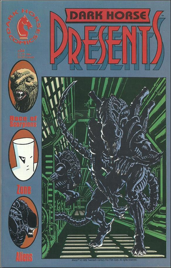 Dark Horse Presents (1986) 34-A by Dark Horse