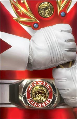 Mighty Morphin Power Rangers 17-F