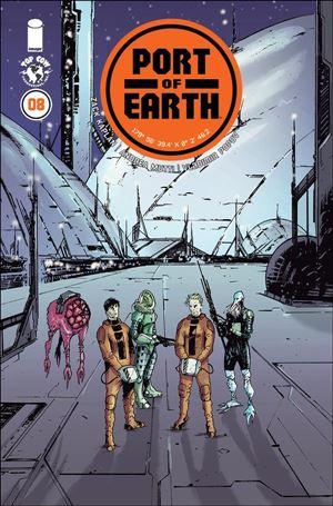 Port of Earth 8-A
