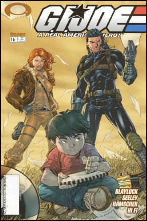 G.I. Joe (2001) 16-B by Devil's Due
