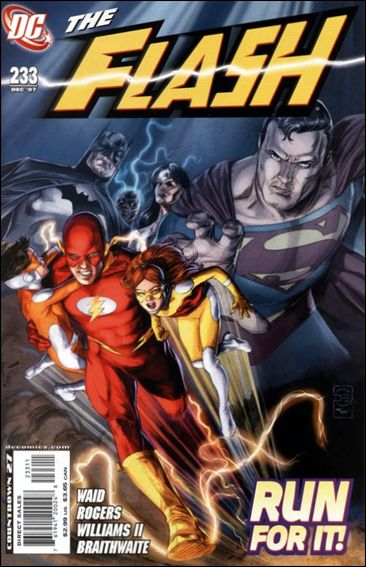 Flash (1987) 233-A by DC