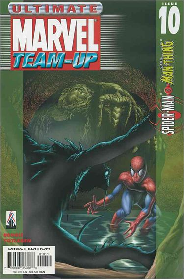 Ultimate Marvel Team-Up 10-A by Marvel