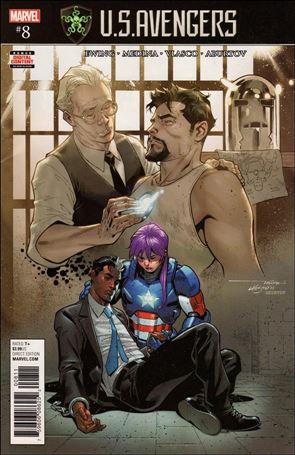 U.S.Avengers 8-A