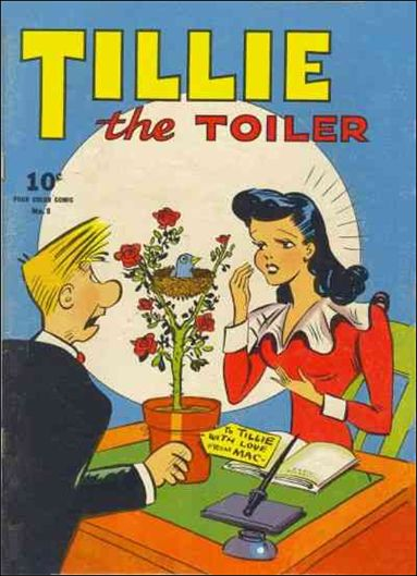 Four Color (1942) 8-A by Dell