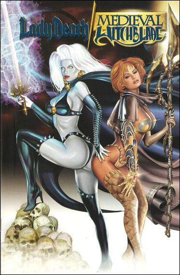 Lady Death/Medieval Witchblade 1-F by Chaos! Comics