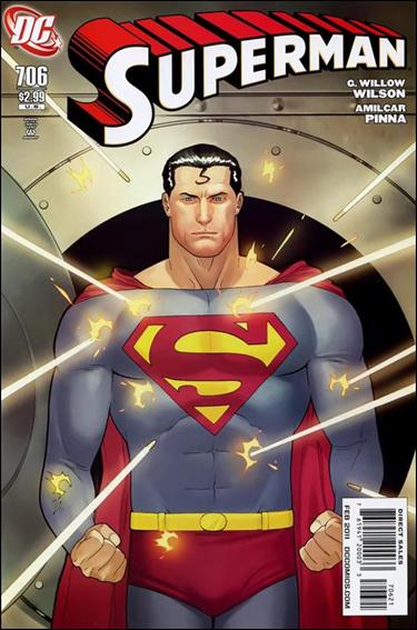 Superman (1939) 706-B by DC