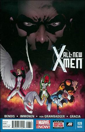 All-New X-Men 28-B