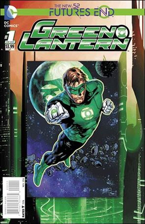 Green Lantern: Futures End 1-A