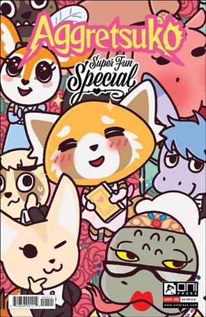 Aggretsuko Super Fun Special 1-B