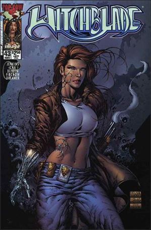Witchblade 43-A