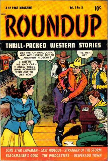 Roundup 5-A by D.S. Publishing