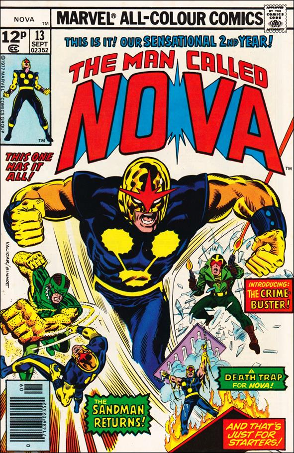 Nova (1976) 13-C by Marvel