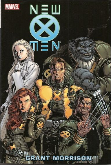 New X-Men by Grant Morrison Ultimate Collection 2-A by Marvel