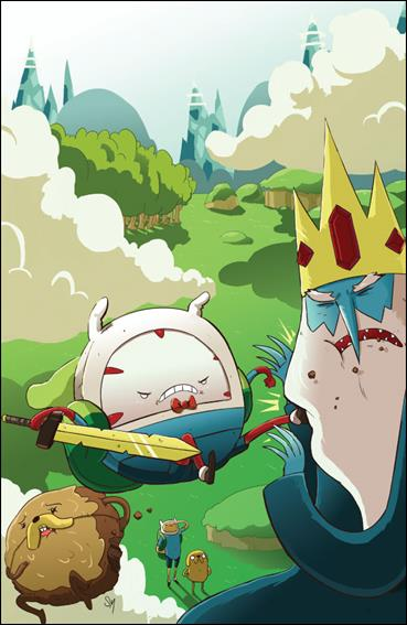 Adventure Time: Candy Capers 2-D by Kaboom!