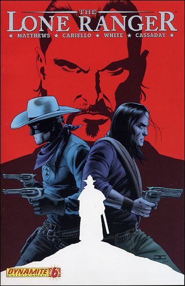 Lone Ranger (2006) 6-A by Dynamite Entertainment
