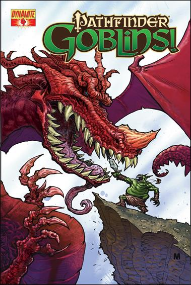 Pathfinder: Goblins! 4-A by Dynamite Entertainment