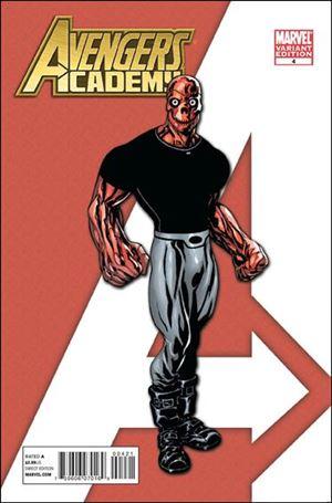 Avengers Academy 4-B