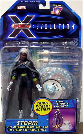 X Men Storm Toys 11