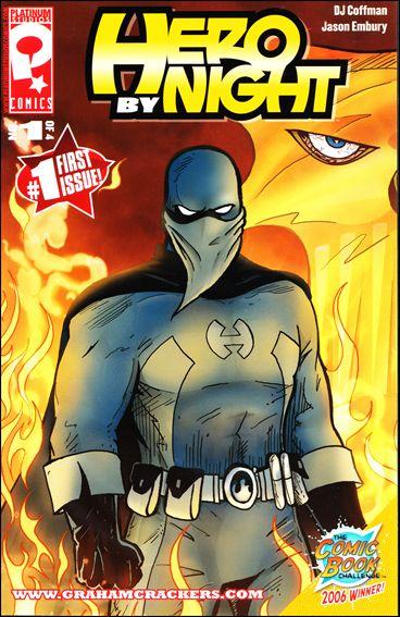 Hero by Night (2007/03) 1-B by Platinum Studios